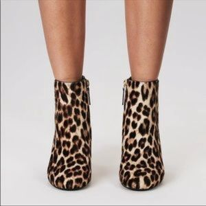 Tory Burch Shoes - Tory Burch Laila Printed 50mm Bootie, Leopard